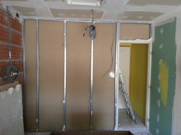 Garage = Buanderie 2 - Notre maison, nos travaux