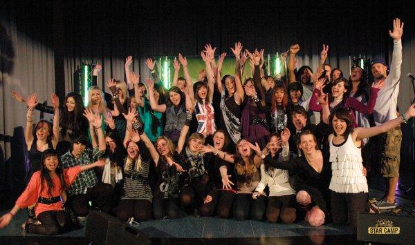 Star Camp 2010