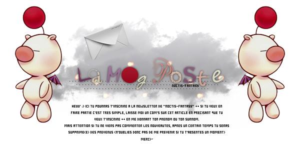 »Pour t'inscrire à la Newsletter
