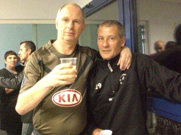 F.V. 2010, Léonard et Pat