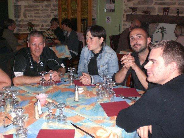 F.V. 2010, Dernière soirée