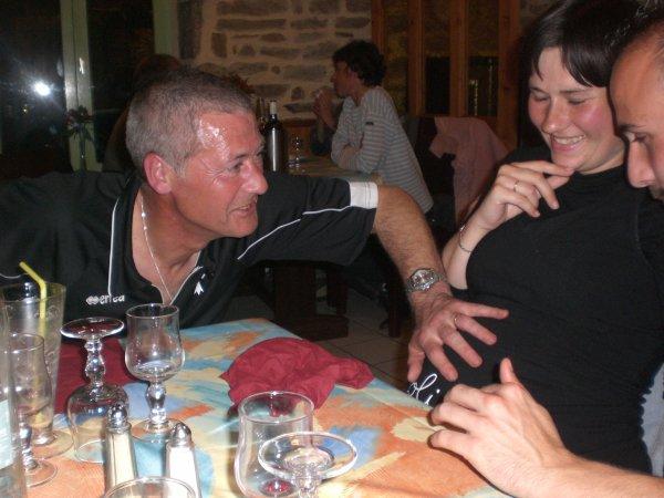 F.V. 2010, Dernière soirée, et bientôt un nouveau petit footballeur...