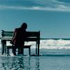 Aimer, c'est savoir retenir ses larmes quand il passe devant vous sans même se retourner.