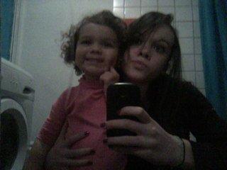moi et ms nieces d'amour <3