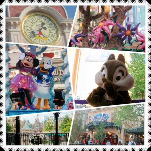 ♦ TheeWaltDisney Article o5  Disneyland Paris → Le site