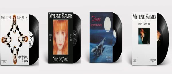 SORTIES ALBUMS, COLLECTOR, VINYLES...