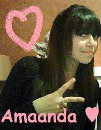 ♥  Amaanda `  x3 ♥