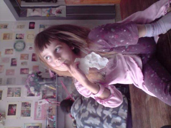ma fille melissa