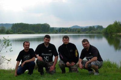 belle equipe !!!! l'ancienne team epsilon