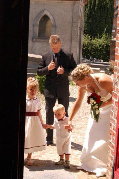 lucas et fallon (la mariée)
