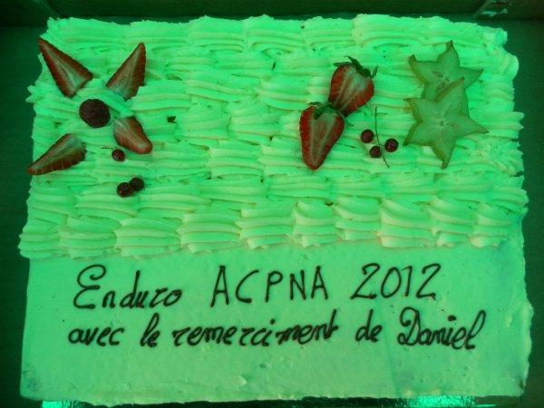 enduro de l'ACPNA 2012