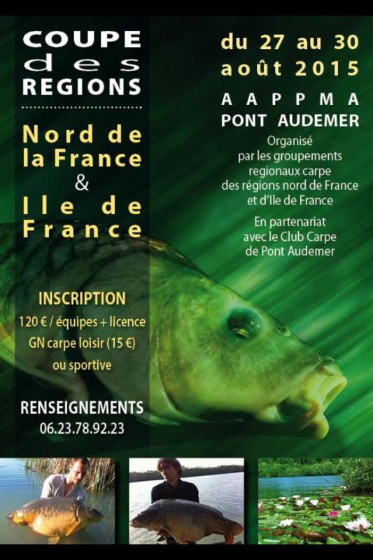 coupe des régions nord de France 2015