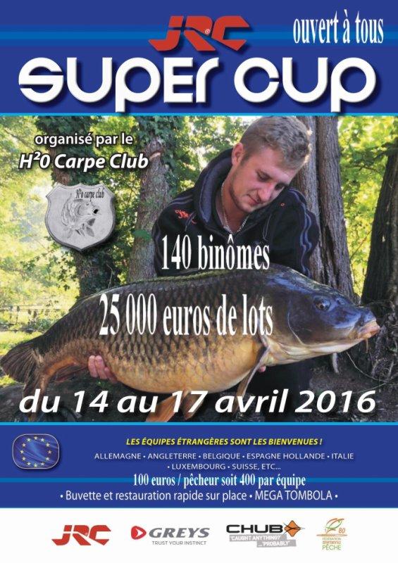 JRC Super Cup 2016