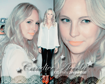 ► Article#23  Candice Accola, sortis et Photoshoot Créa/Déco