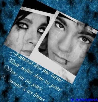 J'aimerai être une larme ... †