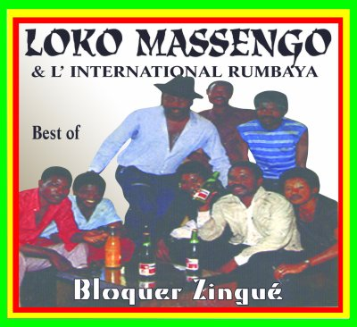 Loko Massengo et l'Internationale Rumbaya
