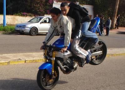 moto yamaha kabraj