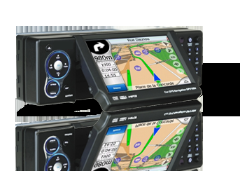 AUTORADIO MULTIMEDIA GPS / DVD / CAMERA RECUL / MP3