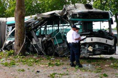 Paris - Transport en commun dans un arbre