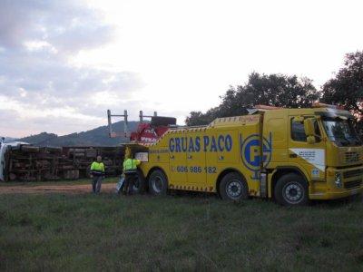 Gruas Paco Albertogruaspaco Dépannage Assistance Autocars