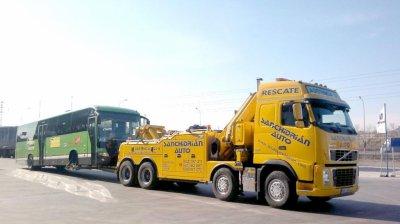 Espagne - Madrid - Dépannage Autocar - SANCHIDRIAN AUTO  Services 24/24h. Dépannage - Assistance