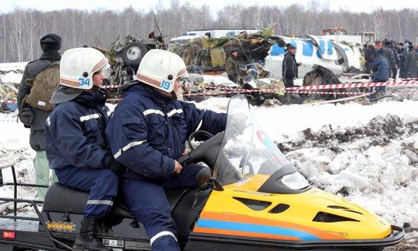 02-04-2012 - Sibérie - Un ATR 72.201 d' U Tair Compagnie Russe se crash après son décollage à l'aéroport Roschino en Sibérie - 1' bilan 31 morts.