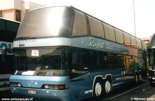 23-12-2010  - Voyages - Best Tours - opérateur Belge du Voyage - Belgique et France