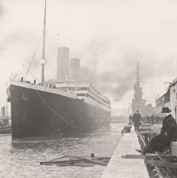 14-04-2012 - 14-04-1912 - Titanic - Naufrage et Drame du plus grand paquebot du monde