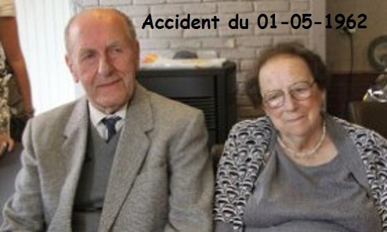 01-05-1962 - Belgique - Warneton - Wervicq - Un accident demeuré inexpliqué - Deux autocars de la Firme Jules Derudder et fils de Commine entrent en collision - 14 morts -