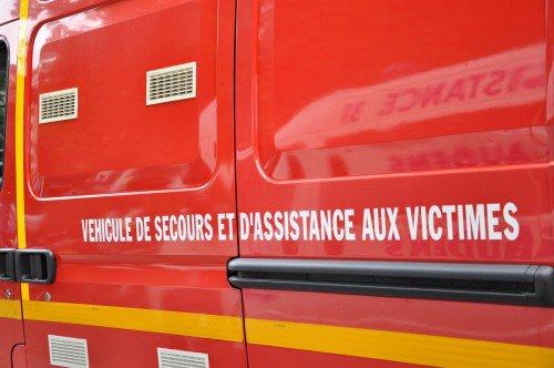 03-10-1997 - France - Un autocar marocain sort de l'aut A8 près d' Aix en Provence et effectue des tonneaux - bilan 12 morts