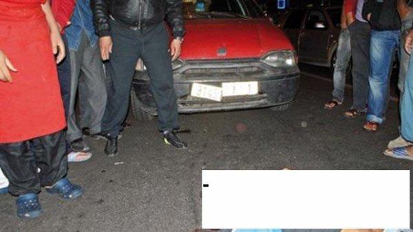 22-10-2012 - Un mort et 4 blessés dans un accident impliquant un autocar à Fès