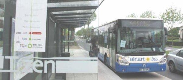 07-05-2012 - Essonne : Veolia retire les bus d'une ligne après l' accident dans un Irisbus