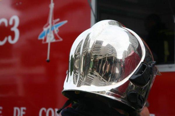 09-04-2014 - Lyon - Malaise du chauffeur d'un car: 2 élèves légèrement blessés