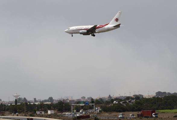 08-10-2015 - Bruxelles - Lyon - Algérie - Alerte à la Bombe - Atterrissage d'urgence d'un vol d'Air Algérie au départ de Bruxelles