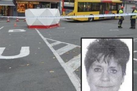 12-10-2015 - Mouscron - Drame à Mouscron: Nelly décède alors qu'elle courait après son bus