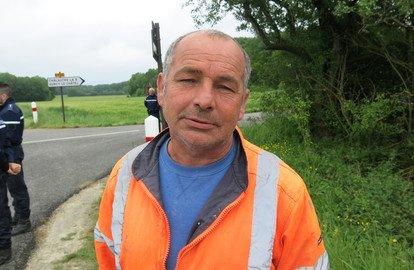 24-05-2016 - Gurcy-le-Châtel - onze blessés légers dans l'accident d'un autocar scolaire avec un camion.