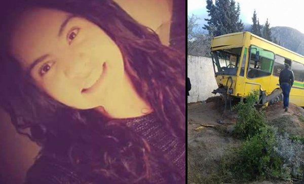 30-01-2017 - Tunisie - Mornag - Jebel Ressas - Accident de bus - Le bilan s'est élevé à un 1 mort 86 blessés