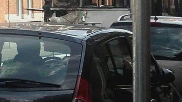 Anderlecht - Un bus en feu à Anderlecht: rien de grave, mais des images impressionnantes
