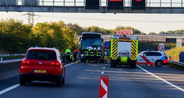 30-09-2018 - 02-10-2018 - Trois jeunes âgés de 17 et 18 ans et originaires de Lorraine sont morts dimanche matin sur une autoroute du Luxembourg.