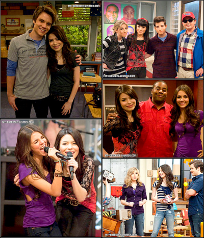 victorious & icarly
