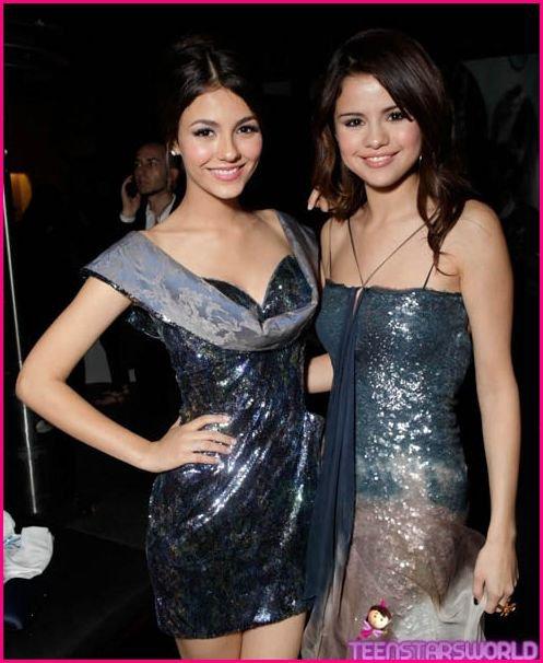 soirée Victoria Justice & Selena Gomez