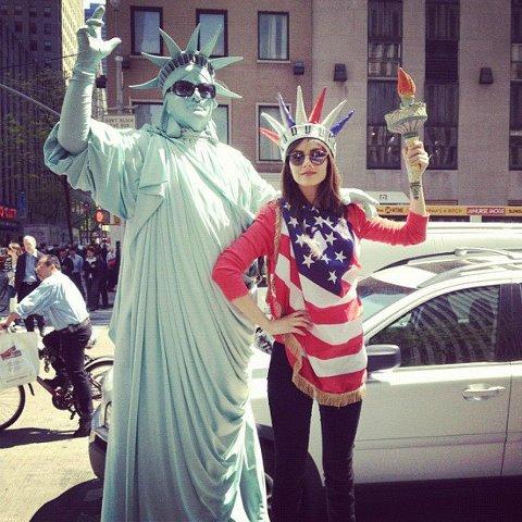 Victoria Justice est l'Amérique  :)