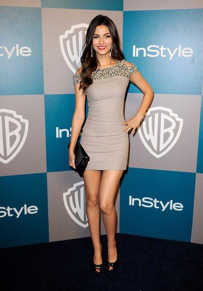 Victoria Justice Amp Warner Bros Victoria Justice