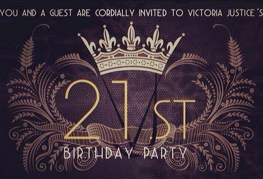 Victoria Justice 21st