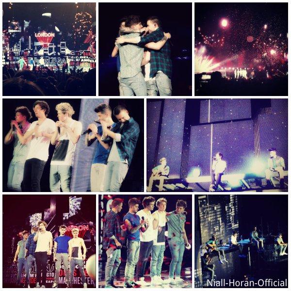 (23.02) Dernière partie du concert (Harry & Liam) ♥