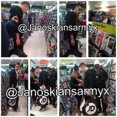 Nouveau tatouage de Liam / Harry jouant de la guitare / (03.04): A Londres, Eleanor à Boohoo / Liam & Danielle / Harry dans une galerie & une boîte ♥