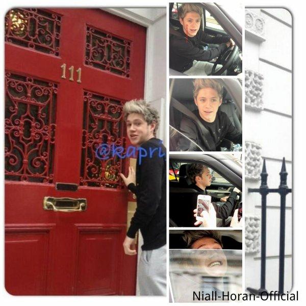 (03.04) Niall SANS ses bagues & avec des Fans / Niall fêtant ses dents droites / Niall & Eoghan avec les sous-vêtements de Laura Whitmore ♥