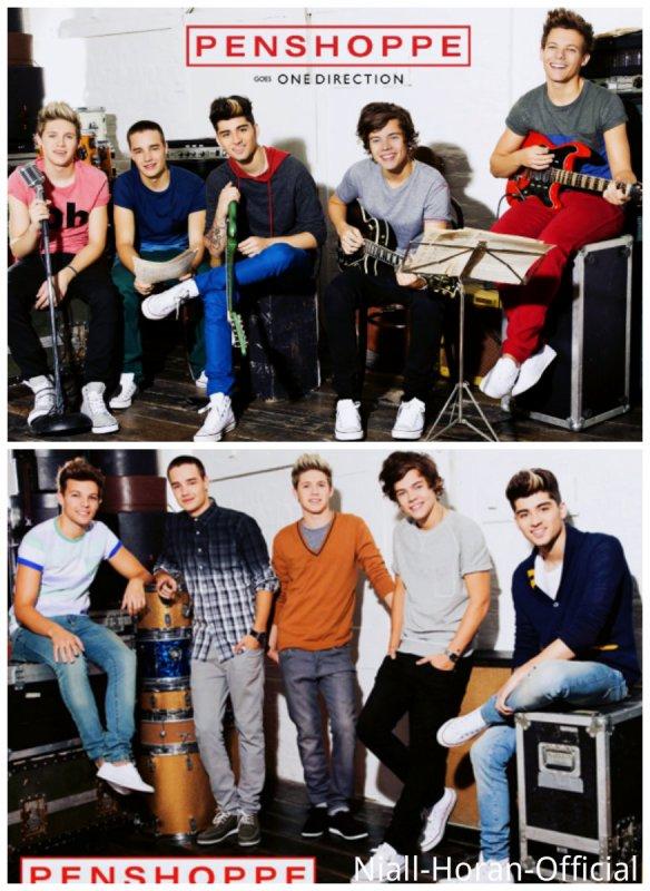 (05.04) Gifs du concert de Londres / Louis avec une guitare électrique / Photoshoot pour Penshoppe Philippines ♥