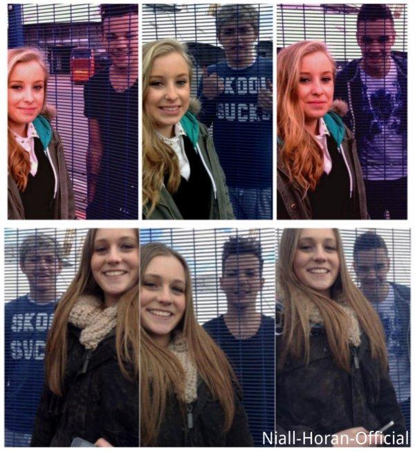 (06.04) Niall & Zayn sur un Segway / Liam & Danielle avec Loki / Avec des Fans / Harry & Niall baby-sittant un petit garçon / Avec les cousines de Zayn ♥