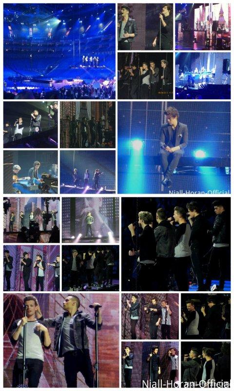 (06.04) Photos du concert / (07.04) Niall & Liam avec des Fans / (08.04) A Newcastle: Josh avec des Fans / Niall & Harry en coulisse et avec Zoe Whelan ♥